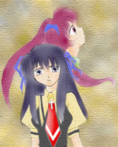 美凪「進呈…です」みちる「わ〜い、お米券〜♪」