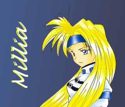 ミリアさんってばダイアグラム最強のキャラだったりします